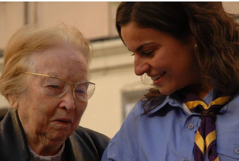 Servicio de cuidado de ancisnos y personas enfermas