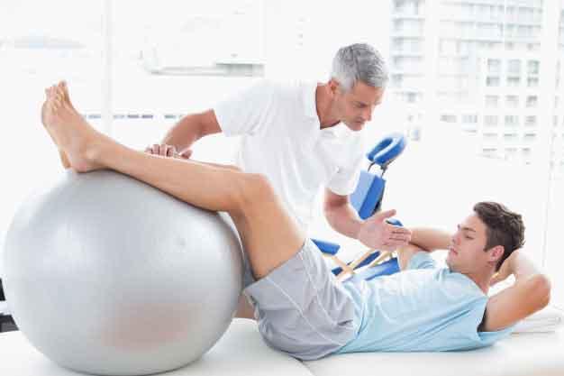 Readaptacion funcional para mejorar la autonomia personal de las personas mayores