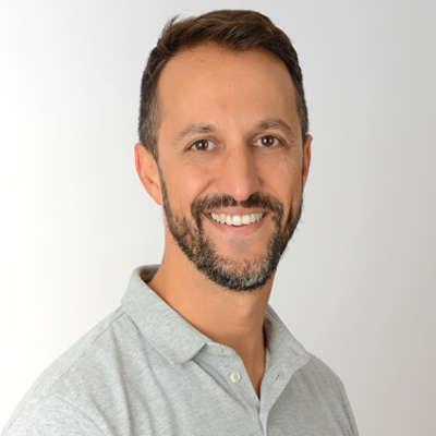 Josep Cotano es el encargado del area de readapaptacion funcional