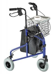 andador para mayores de tres ruedas