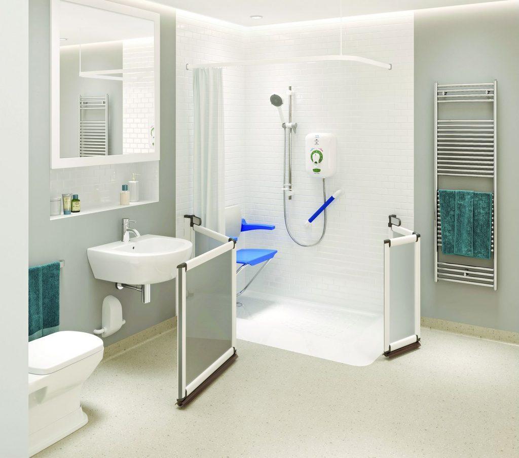 baños adaptados para mayores y discapacitados en Valencia Ates a Casa